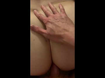 Mom Gets Fucked in the Ass While I Wear Her Panties