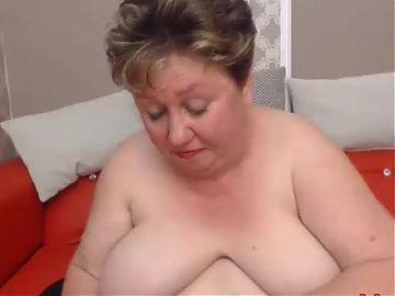BBW beautiful young woman LustyVickyBBW
